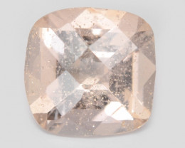 2.02  Cts Amazing Rare Natural Pink Color Morganite Gemstone