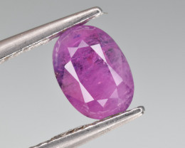 Natural Ruby 1.85 Cts Top Quality from Afghanistan