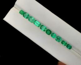 5.15 Carats Lot Of Panjshir Emerald Gemstone