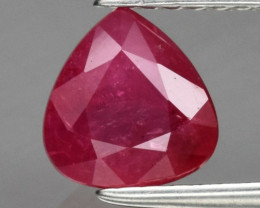 Red Ruby - 1.47 CTS - Madagascar - Heated