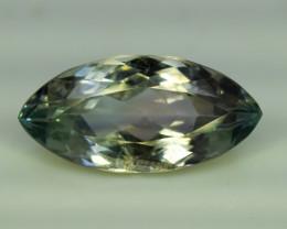 NR Auction 9.35 CT Natural Aqua Color Kunzite Gemstone