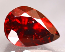 Almandine 3.03Ct Natural Vivid Blood Red Almandine Garnet  D1702/B3