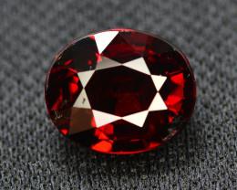 Top Color 2.45 Ct Brilliant Quality Natural Garnet