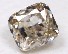 Green Pink Diamond 2.4mm Natural Untreated Fancy Diamond BM0911