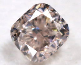 Pink Diamond 2.2mm Natural Untreated Fancy Diamond BM0957