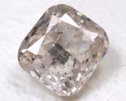 Pink Diamond 2.5mm Natural Untreated Fancy Diamond BM0969