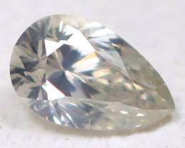 Green Diamond 2.9mm Natural Untreated Fancy Diamond BM0981