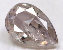 Pink Diamond 3.3mm Natural Untreated Fancy Diamond BM0984