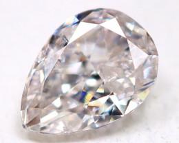 Peach Pink Diamond 0.15Ct Natural Untreated Fancy Diamond BM0942
