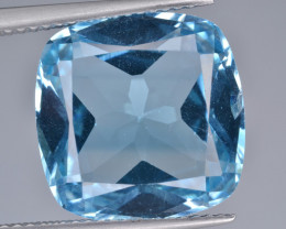 Natural Blue Topaz  11.90 Cts Top Quality