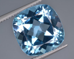 Natural Blue Topaz  12.65 Cts Top Quality