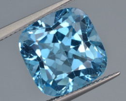 Natural Blue Topaz  12.80 Cts Top Quality