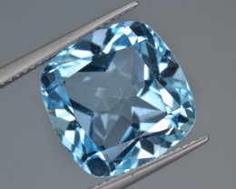 Natural Blue Topaz 14.67 Cts Top Quality