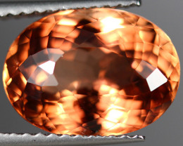 4.15 CT Master Cut Sunset Orange Mozambique Tourmaline-PTA389