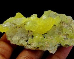 NR!!! 193.65 CTs Natural - Unheated Yellow Specimen