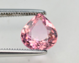 Pink Tourmaline Incredible Quality 1.65 Ct Natural Pink Tourmaline. RH