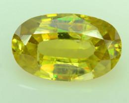 Rare AAA Sparkle 1.25 ct Sphene ~ badakhshan Afghanistan