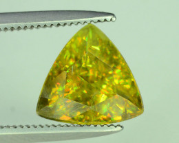 Rare AAA Fire 2.45 ct Sphene