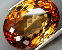 28.37 ct. 100% Natural Earth Mined Topaz Brazil - IGE Certified