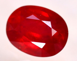 Ruby 3.64Ct Madagascar Blood Red Ruby E1803/A20
