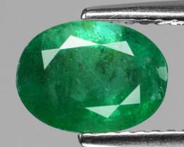 1.78 Cts Natural Vivid Green Colombian Emerald Loose Gemstone
