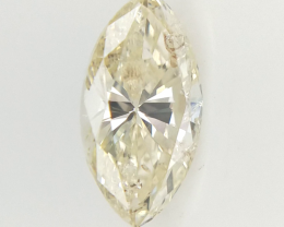 0.51 CTS , Natural Diamond , Light Color Diamond