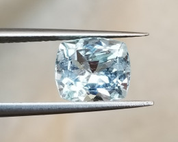 A Beautiful Aquamarine 2.85 CTS Gem.