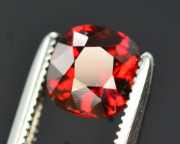 Rarest 1.20 Ct Malawi Raspberry Pink Umbalite Garnet From Tanzania