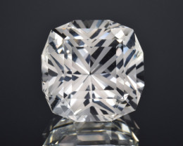 Natural Topaz 23.76 Cts Perfect Precision Cut , Outstanding Design