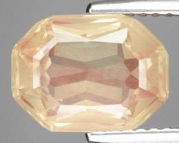 2.58 Cts Rare Oregon Sunstone Awesome Color ~ SS1