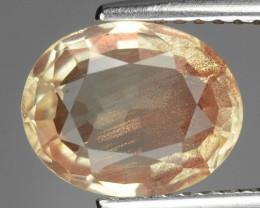 1.97 Cts Rare Oregon Sunstone Awesome Color ~ SS2