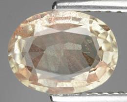 1.31 Cts Rare Oregon Sunstone Awesome Color ~ SS4
