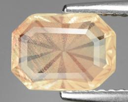 1.49 Cts Rare Oregon Sunstone Awesome Color ~ SS6