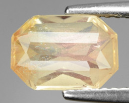 1.47 Cts Rare Oregon Sunstone Awesome Color ~ SS9