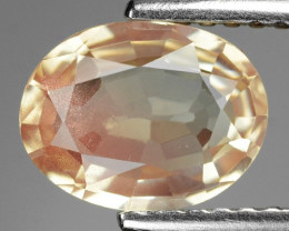 1.14 Cts Rare Oregon Sunstone Awesome Color ~ SS11