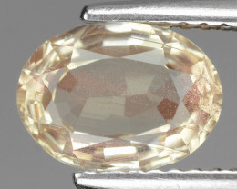 1.32 Cts Rare Oregon Sunstone Awesome Color ~ SS18