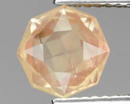 1.21 Cts Rare Oregon Sunstone Awesome Color ~ SS26