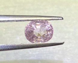 1.19ct unheated pink sapphire