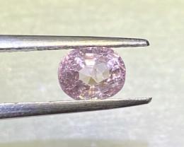1.19ct unheated pink sapphire
