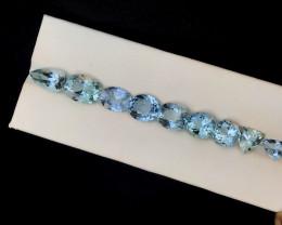14.85 Carats Natural Aquamarine Lot Gemstones