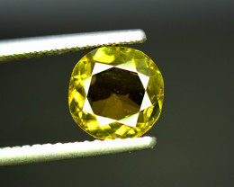 Sphene Titanite, 2.65 CT Natural Full Fire Sphene Titanite Gemstone