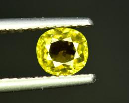Sphene Titanite, 1.20 CT Natural Full Fire Sphene Titanite Gemstone