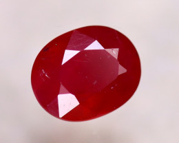Ruby 4.00Ct Madagascar Blood Red Ruby D1903/A20