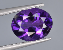 Natural Amethyst 2.12 Cts Top Quality