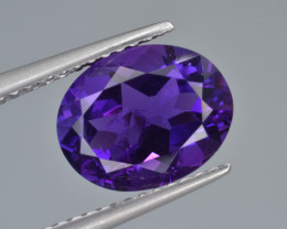 Natural Amethyst 2.34  Cts Top Quality