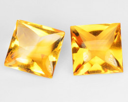 4.55 Cts Fancy Golden Yellow Color Natural Citrine Gemstone