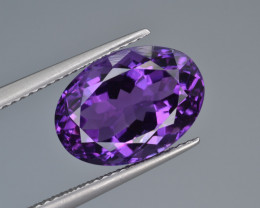 Natural Amethyst 6.31 Cts Top Quality