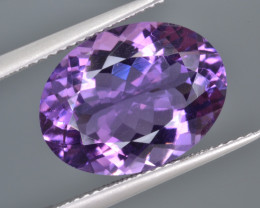 Natural Amethyst 8.01 Cts Top Quality