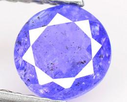 0.87 Cts Amazing rare Violet Blue Color Natural Tanzanite Gemstone
