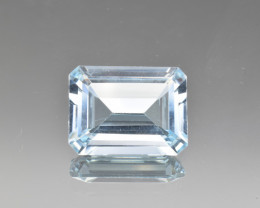 Natural BlueTopaz 11.54 Cts, Good Quality Gemstone